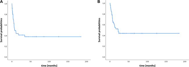 Survival of patients with metastatic germ cell tumors after high-dose chemotherapy/autologous stell cell transplantation.