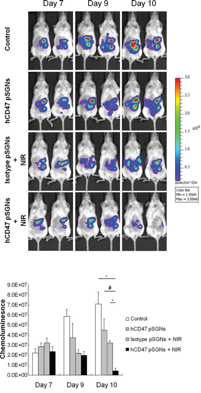 Target-specific intraperitoneal photosthermal therapy of human ovarian cancer.