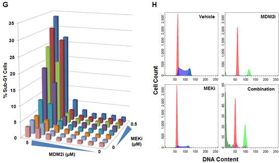 SHP2 Inhibition Abrogates MEK inhibitor Resistance in