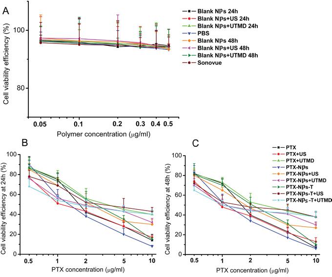 In vitro biocompatibility and cytotoxicity of NPs.