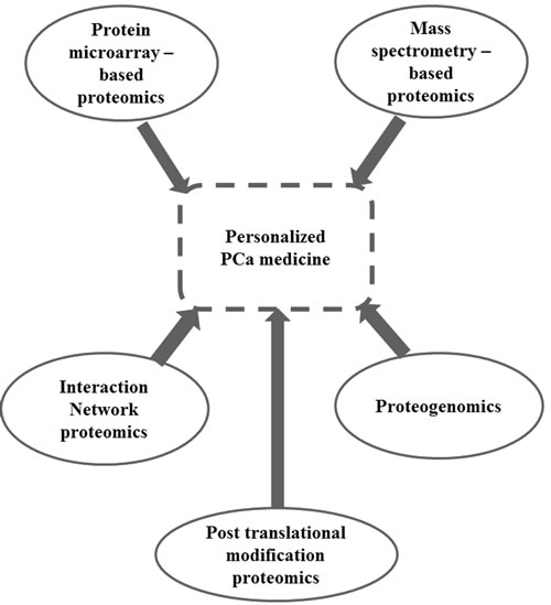 Role of proteomics in personalized medicine of prostate cancer.