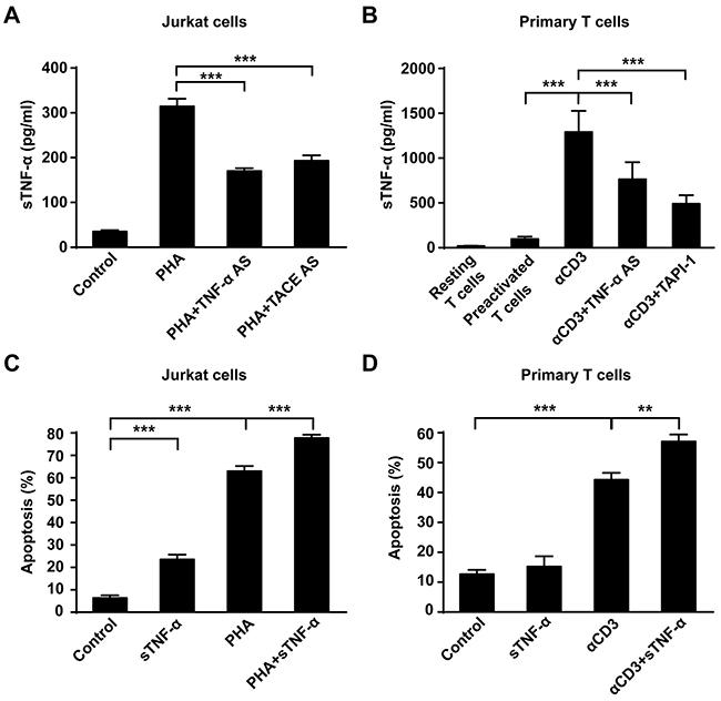 Oncotarget | Transmembrane TNF-α