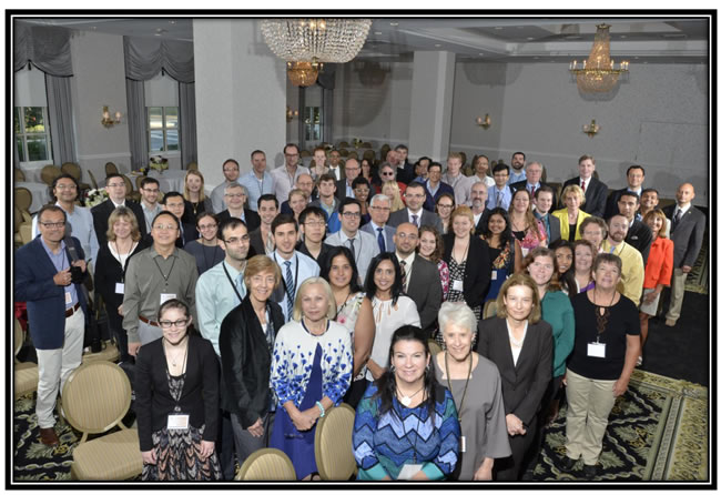 Participants of the Sixth BHD Symposium and First International Upstate Kidney Cancer Symposium.
