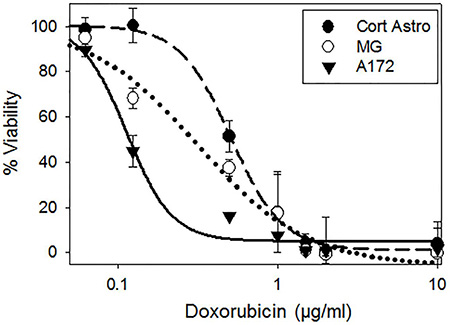 Potency assay employing doxorubicin (DOX) to investigate the influence of HALNP targeting specificity and endolysosomal escape on therapeutic efficacy.